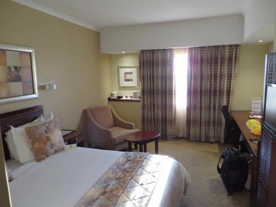 "‪‪City Lodge Hotel Johannesburg Airport - Barbara Road‬: ""Executive"" room‬"