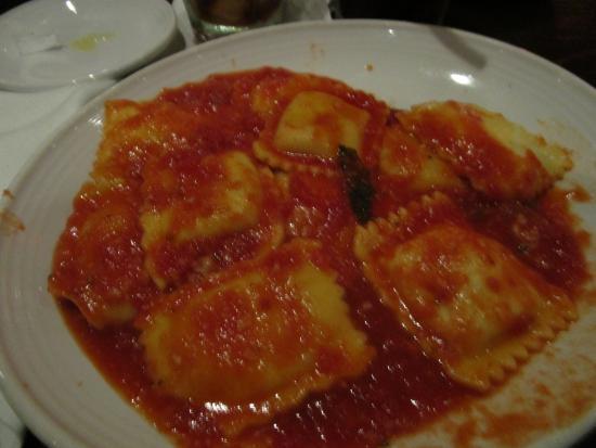 Carrabba's Italian Grill: Ravioli