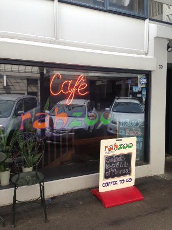 Rahzoo Cafe