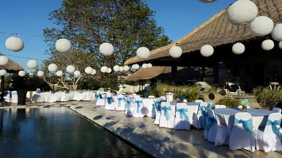 Villa Puri Balangan : Birthday party