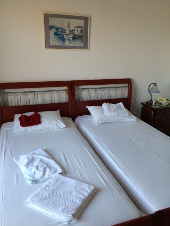Hellinis Hotel : Hotel Hellinis