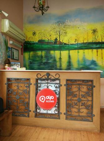 Ginger Tree Boutique Anjuna: reception