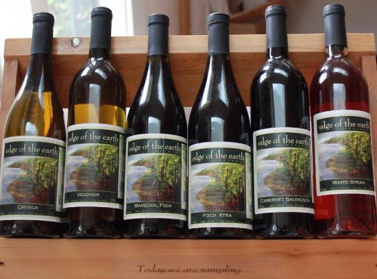 Armstrong, Canadá: Edge of the Earth Winery