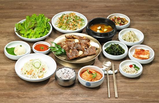 Wangbijib Myeongdong 2nd Store