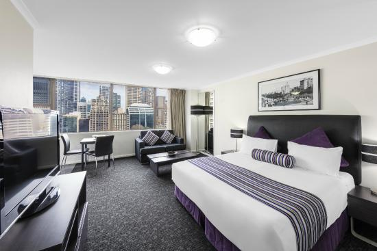 Photo of Oaks Hyde Park Plaza Sydney