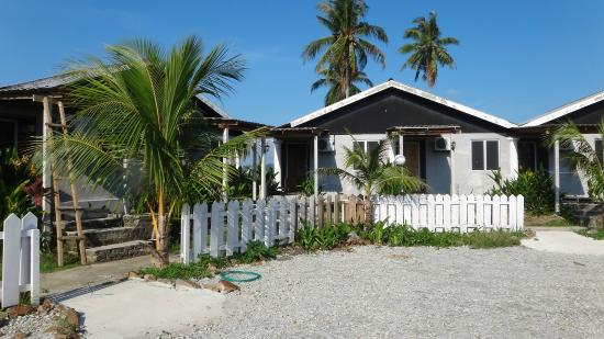 Pondok Muara Chalet Picture Of Pondok Muara Chalet Pantai Cenang Tripadvisor