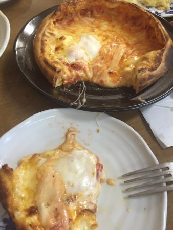 Shibata-machi, Japón: 森のピザ工房 ルヴォワール