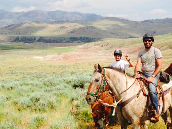 Bitterroot Ranch: Wyoming...