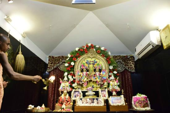 Hare Krishna Movement Sri Krishna Balarama Temple