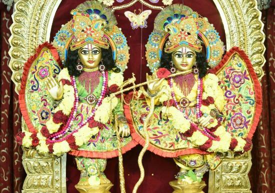 Hare Krishna Movement Sri Krishna Balarama Temple