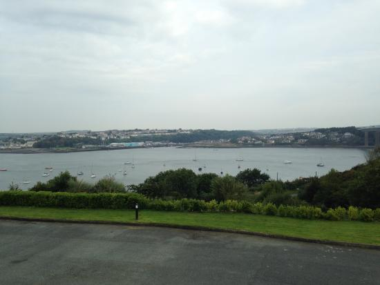 Cleddau Bridge Hotel: View