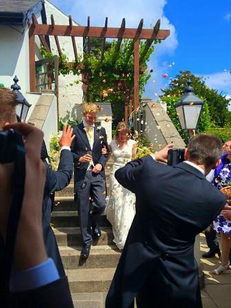 ty mawr: June 2015 Wedding