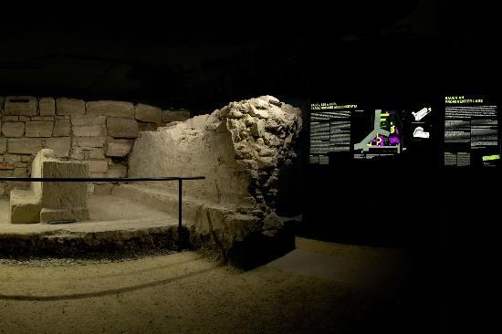 Carolingian Outer Crypt