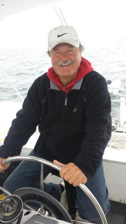 Nanaimo, Kanada: Vancouver Island Catamaran Sailing