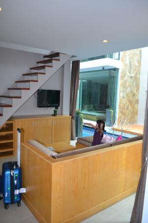 P10 Samui: Living area