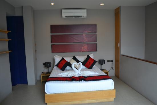 P10 Samui: Bedroom