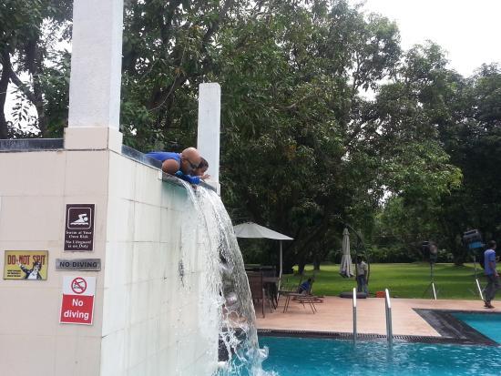 Reception area picture of pluz resort silvassa - Hotels in silvassa with swimming pool ...