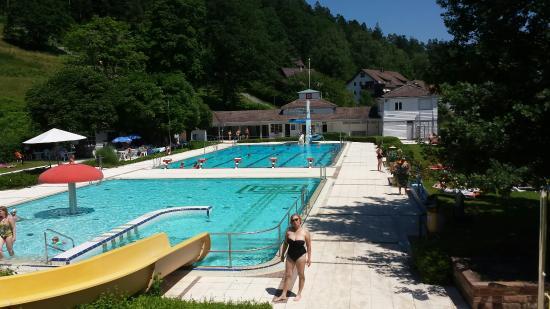 Freibad Bad Herrenalb