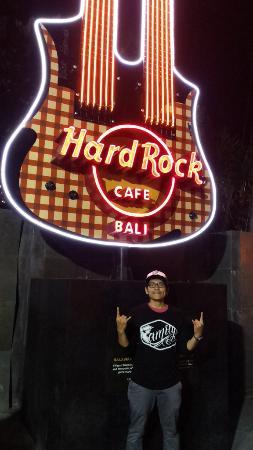 Hard Rock Cafe Kuta Bali