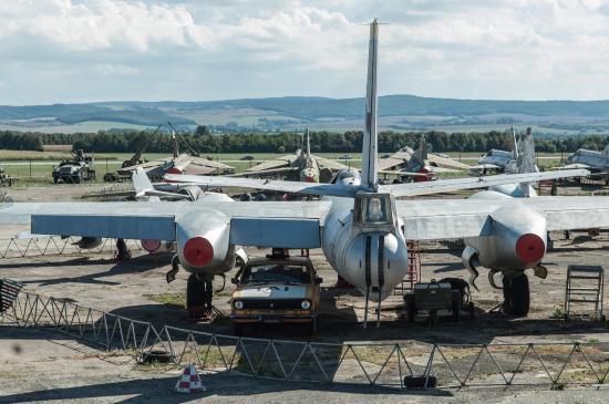 Vyskov, República Checa: Il-28
