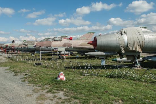 Vyskov, República Checa: Su-7