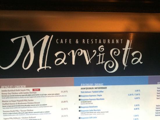 Marvista Restaurant: photo0.jpg