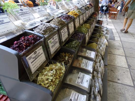 The Kapani (Vlali) Market