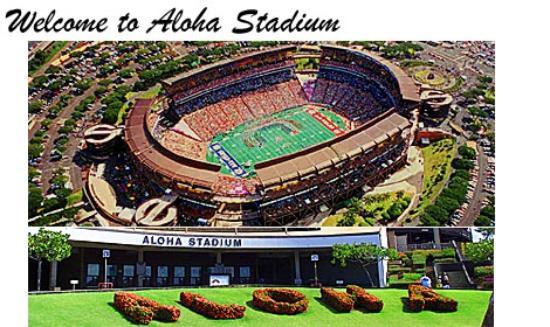 Aloha Stadium Flea Market - Picture of Reliable Shuttle, Honolulu