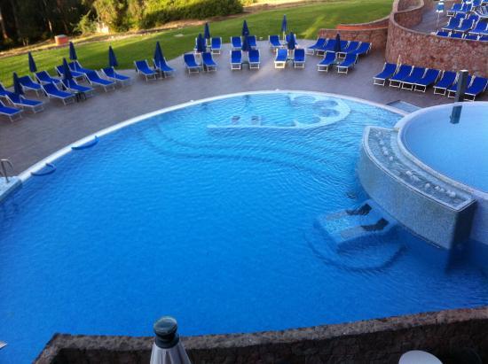 Piscina picture of sardegna grand hotel terme - Piscina monsummano terme ...
