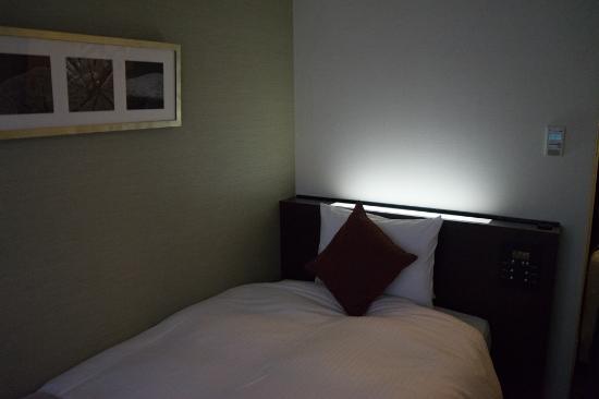 Kanda Station Hotel: シングルルーム禁煙ベッド