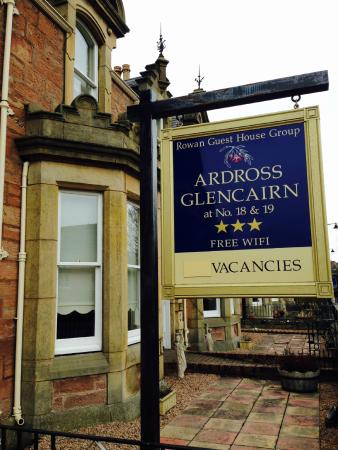 Ardross and Glencairn Guesthouse