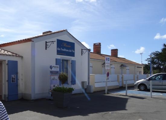 Le Musée des Traditions de l'Ile