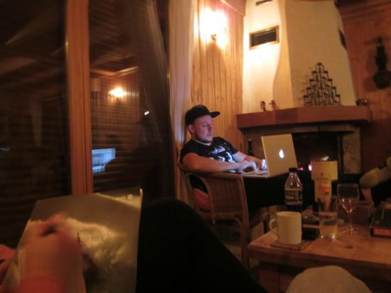 Snow Candy - Chalet La Plagnette: In the lounge