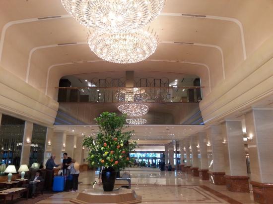 Keio Plaza Hotel Tokyo Lobby Entrance
