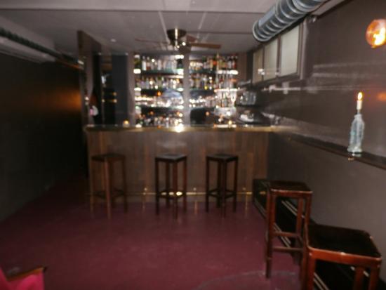 DANTE A Bar And A Basement: Downstairs Bar