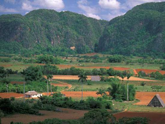 Valle de Vinales: Valle del Vinales