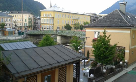 Hotel Goldener Ochs: View from windown