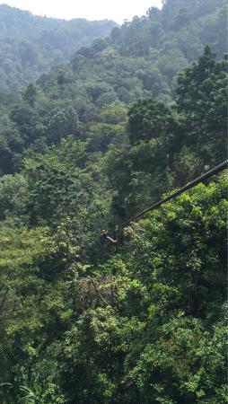 Foto de Flying Hanuman Zipline Experiencia