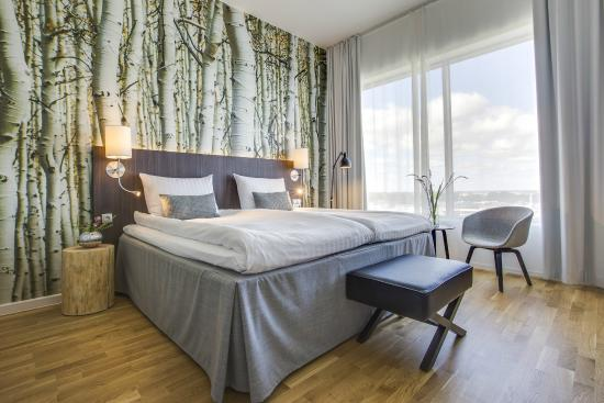 Park Inn By Radisson Lund : Bedroom Scandinavian Suite