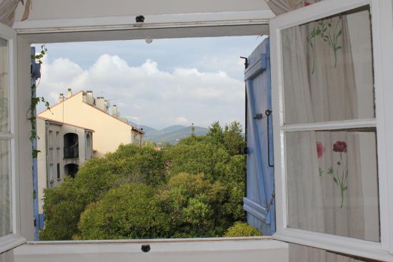 Coq Hotel: vista do quarto