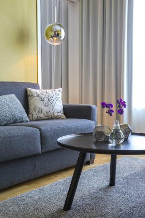 Park Inn By Radisson Lund : Scandinavian Suite