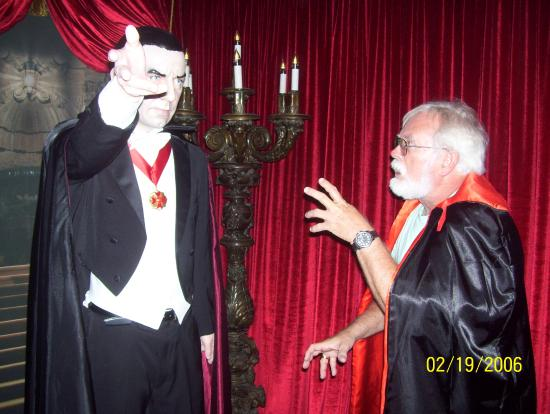 Hollywood Wax Museum: Count Dracula