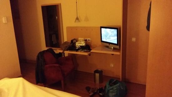 NH Barcelona La Maquinista : habitación