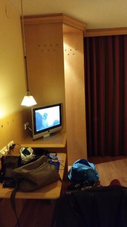 NH Barcelona La Maquinista: Habitación