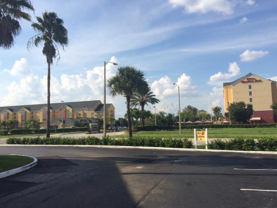 Hotels On American Way Orlando Fl