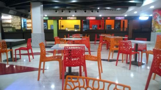 Omg Food Court & Party Hall: New Look