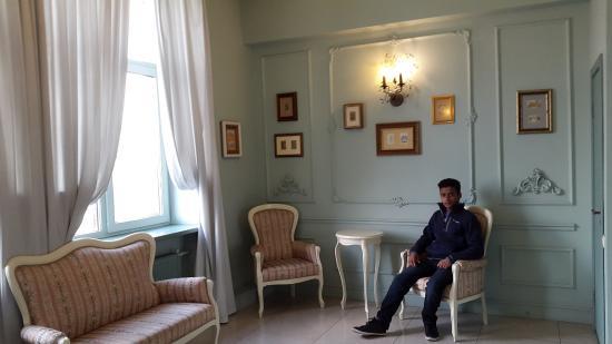 Pogosti na Leningradskom: Lobby
