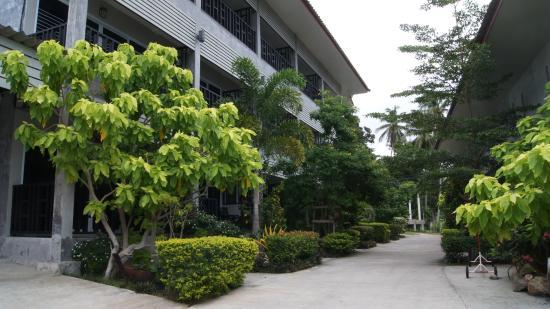 Baan Suan Ta Hotel: Основное здание