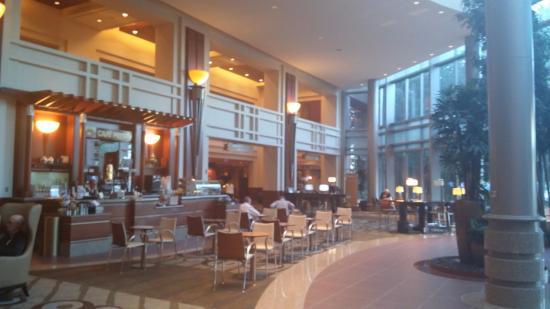 Hilton Hotel Boston Logan International Airport