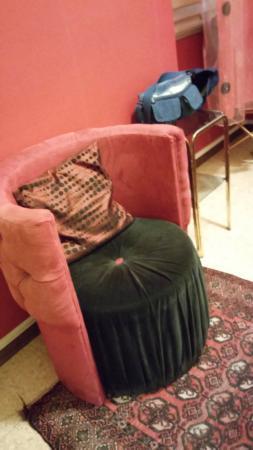 Arianna Hotel Florence: habitación